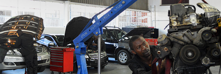 Engine Repair - Johannesburg