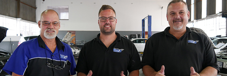 Our Mechanics & Management  - Superior Car Clinic